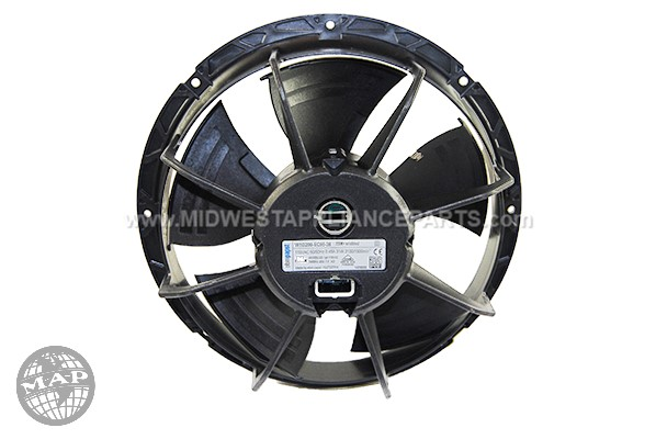 EBM9137 Ebm-Papst 8 In. Ecm Fan Assembly Replaces Bohn