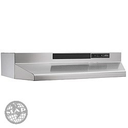 F402404  Broan Stainless Steel Range Hood