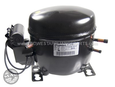 FFU130HAX1 Embraco Recip Compressor R134A