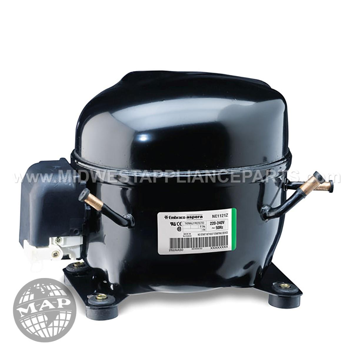 NE2134Z1 Embraco Recip. Compressor R-134A