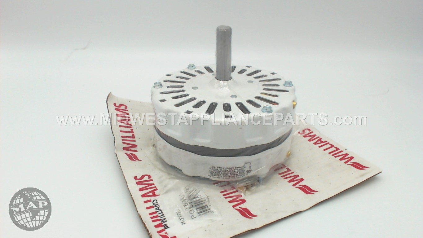 P062101 Williams furnace 115v fan motor