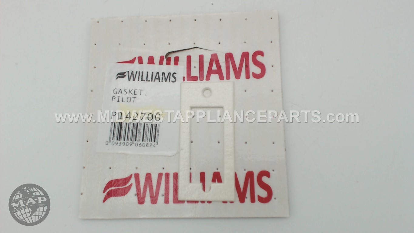 P142700 Williams furnace Pilot gasket