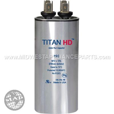 PRC100A Titan HD 100Mfd 370V Round