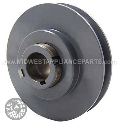 "PVP5078 Packard 4.75"" Dia. 7/8"" Bore Vp Pulley"