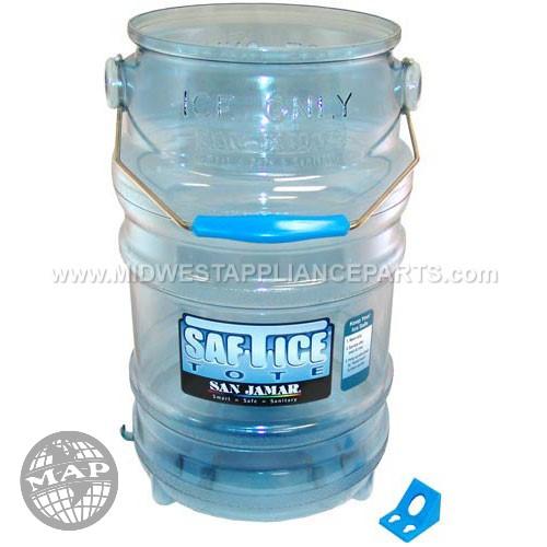S16000 San Jamar Tote Saf-t-ice