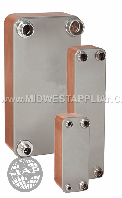 SC28G Kelvion Brazed Plate Heat Exchanger