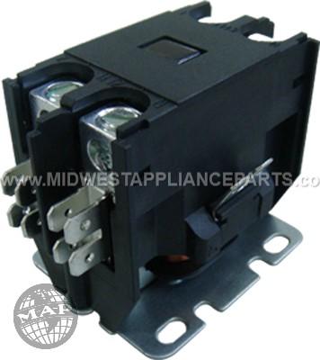 TMX125C Titan Max1 Pole 25Amp 208-240V Contactor