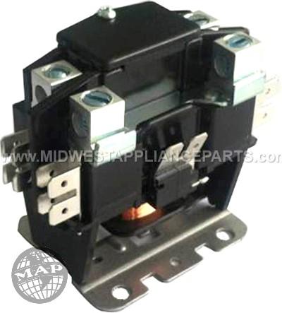TMX125C2 Titan Max 1 Pole 25Amp 208-240V Contactor