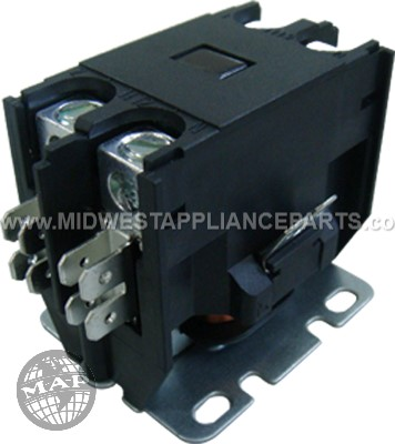 TMX140C Titan Max 1 Pole 40Amp 208-240V Contactor
