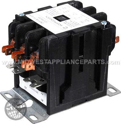 TMX340C2 Titan Max 3 Pole 40Amp 208-240V Contactor