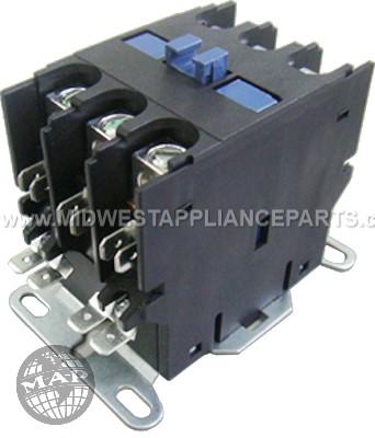 TMX350C Titan Max 3 Pole 50Amp 208-240V Contactor