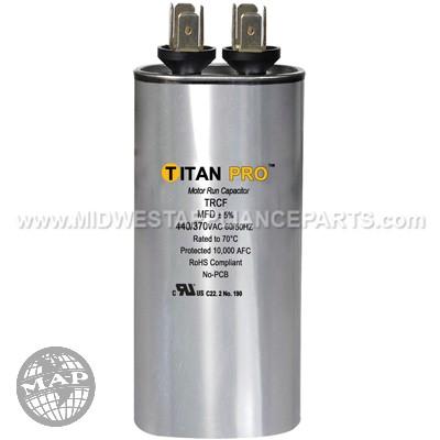 TRCF10 Titan Pro 10 Mfd 440/370V Round