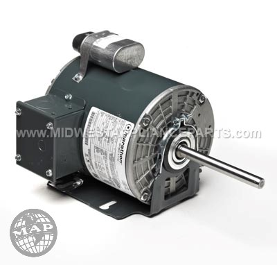 X601 Marathon 1/3 Hp 1725 Rpm 115/230 Volts Motor